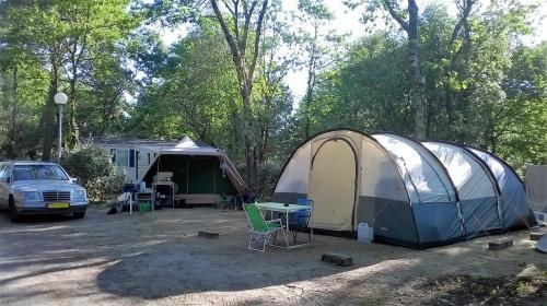 Emplacement de camping en nouvelle aquitaine